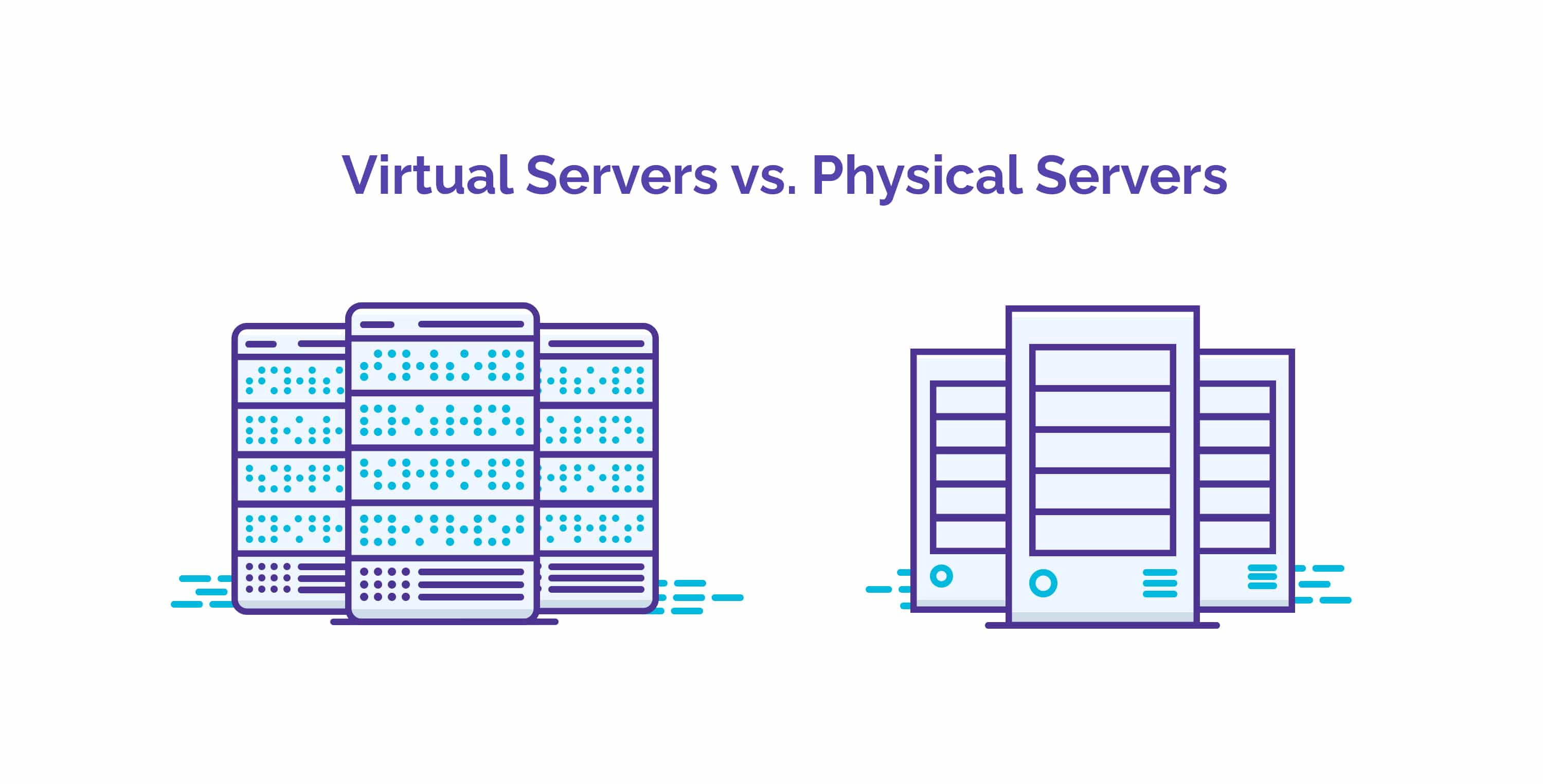 Virtual Servers vs. Physical Servers - YourLastHost